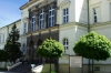 Schulgebäude nach der Rekonstruktion