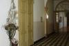 Blick auf die Aulatür im 1. Obergeschoss