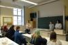 Frau Hauptmann eröffnet den BWB der Tierwirte