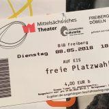 """Vorschaubild des Artikels """"Auf Eis"""" … zu Gast im Theater Freiberg"""